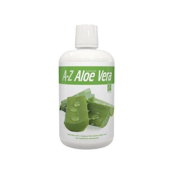 A-Z Aloe Vera 950 ml Sok z aloesu (Aloe vera) 99,8%