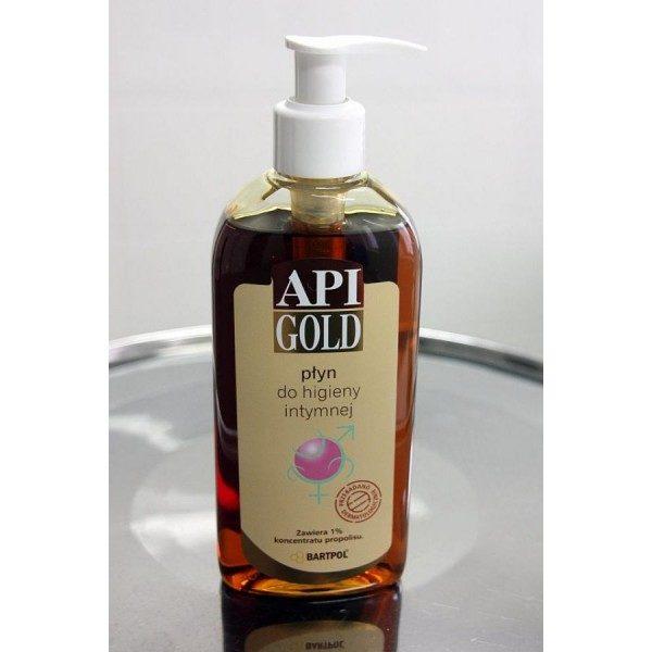 API-GOLD płyn do higieny intymnej