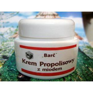 KREM PROPOLISOWY z MIODEM 50 ml