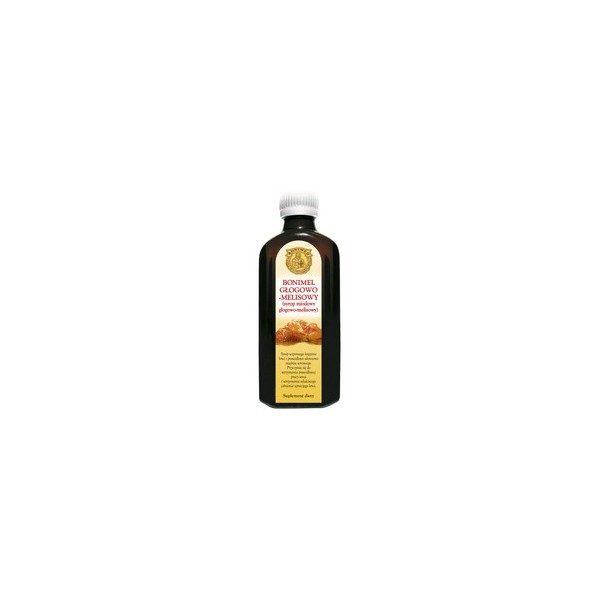 Syrop miodowy głogowo-melisowy-130g