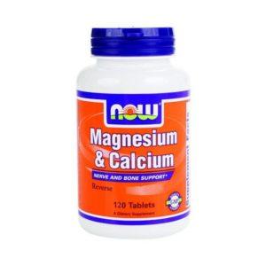 Cal-Mag + witamina D 120kaps
