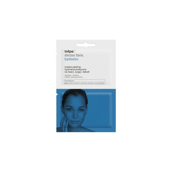 hydrativ. MASKA-PEELING HYDROENZYMATYCZNY, 2 x 6 ml
