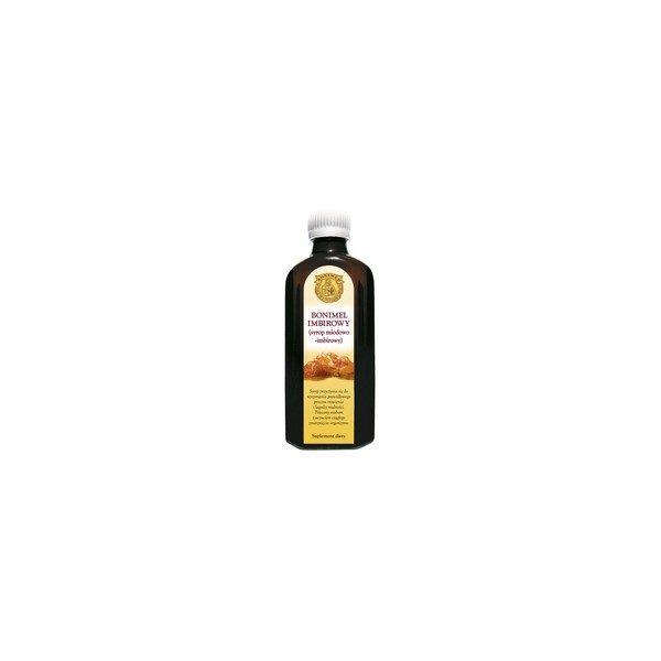 Syrop miodowo-imbirowy - 130g