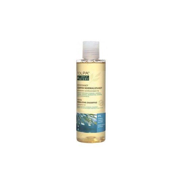 pielęgnacja włosów OCZYSZCZAJĄCY SZAMPON NORMALIZUJĄCY, 200 ml
