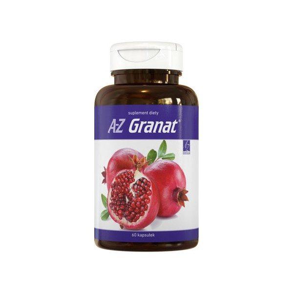 A-Z Granat (60 kapsułek)