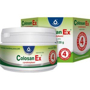 COLOSAN EX z probiotykami