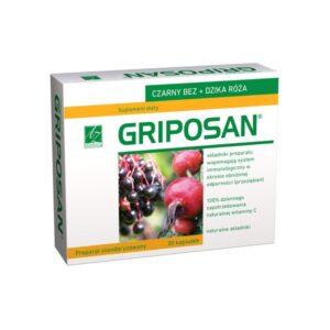 GripoSan® 30 kapsułek