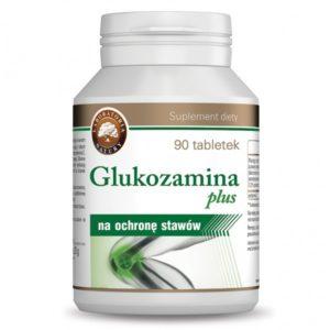 Glukozamina plus 90 tabletek, suplement diety