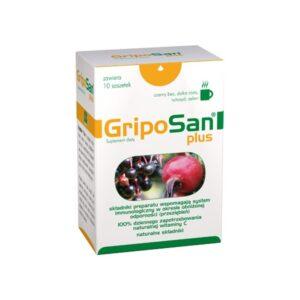 GripoSan® Plus 10 saszetek x 2 g