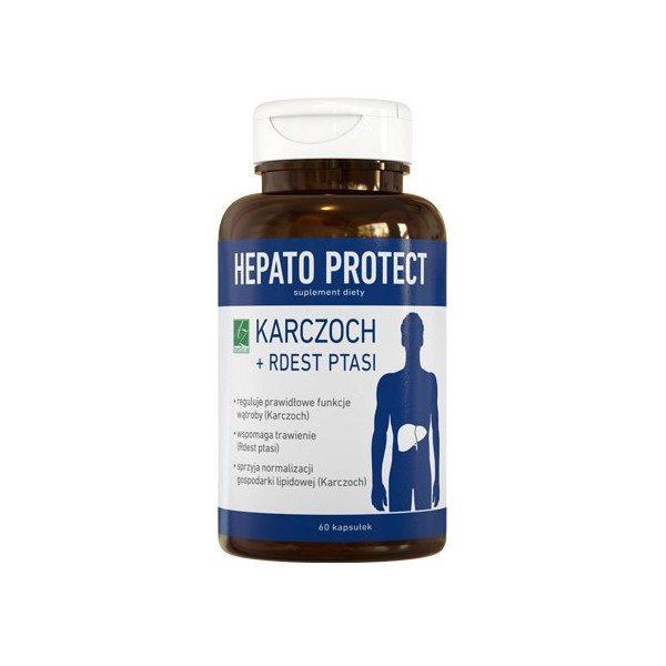 Hepato Protect Karczoch + rdest ptasi