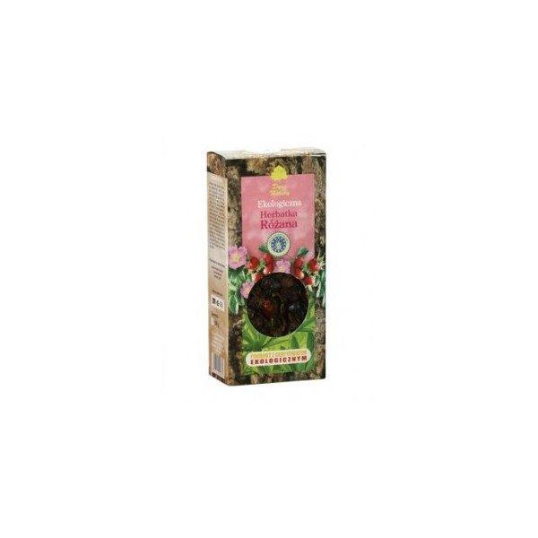 RÓŻANA EKO 100g - Dary Natury herbata