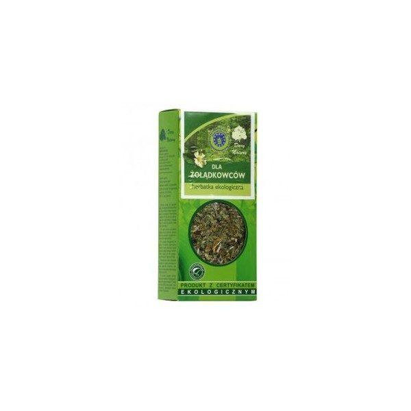 DLA ŻOŁĄDKOWCÓW herbatka ekologiczna