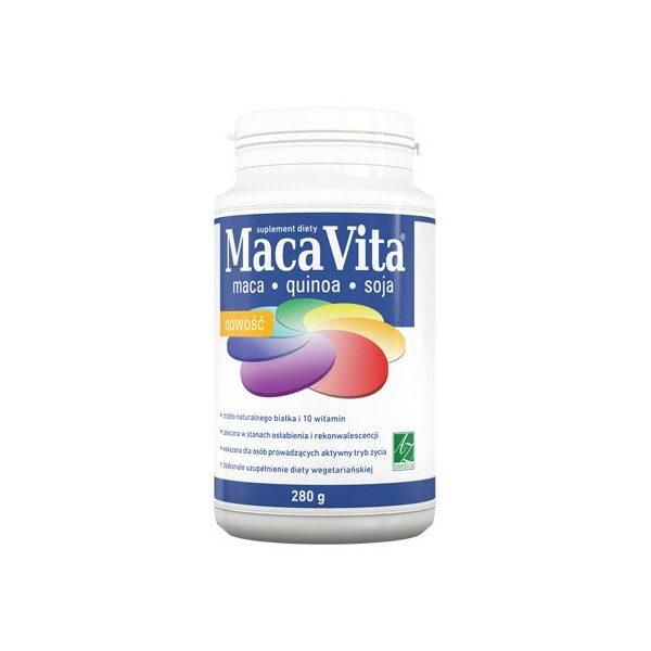 MacaVita® maca + quinoa + soja 280g