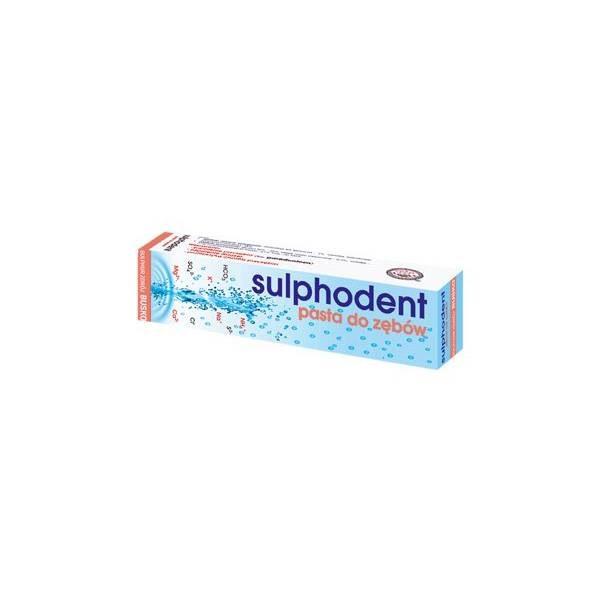 sulphodent pasta do zębów