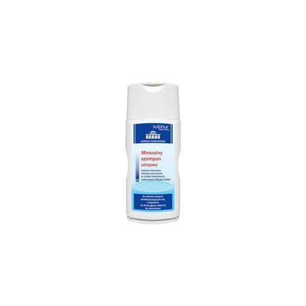 Mineralny szampon zdrojowy