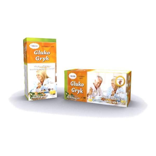 Gluko-gryk – Biologiczny strażnik poziomu cukru
