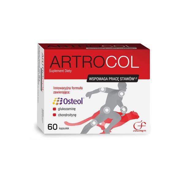 ARTROCOL 60kapsułek