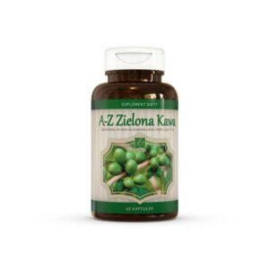 A-Z Zielona Kawa (60 kapsułek)