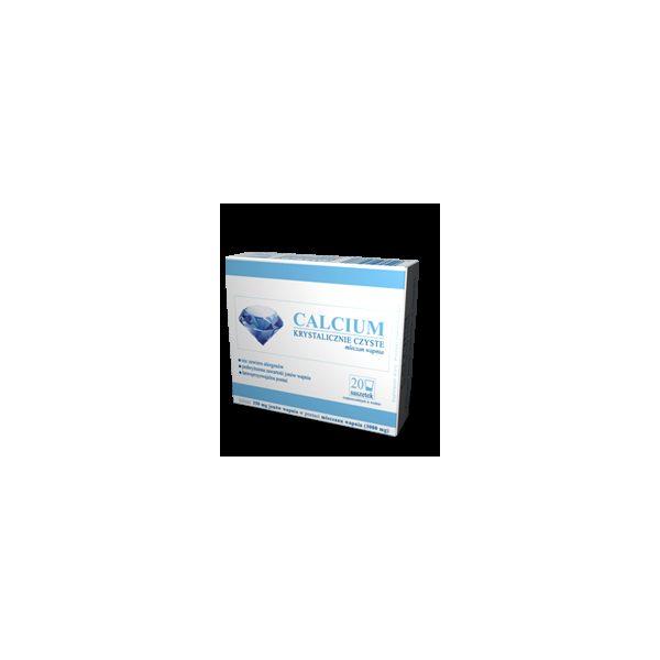 Calcium Krystalicznie Czyste