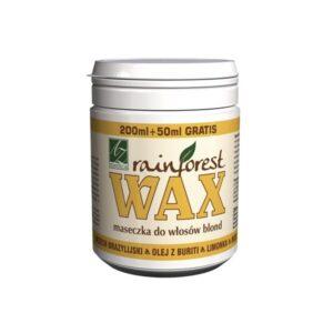 Rainforest Wax® maseczka do włosów blond i siwych