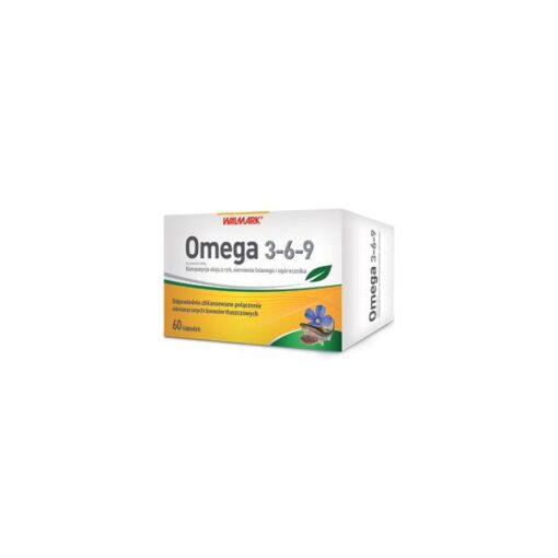 OMEGA 3-6-9 SUPLEMENT DIETY Suplement diety