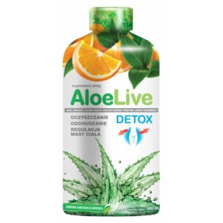 AloeLive Detox - suplement diety