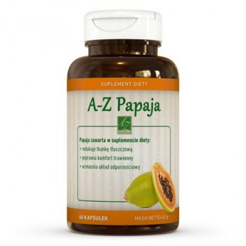 A-Z Papaja – suplement diety