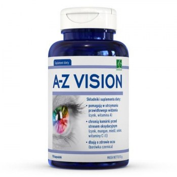 A-Z Vision – suplement diety