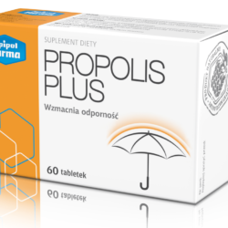 Propolis Plus 60 tbl.APIPOL PLUS